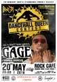 Dancehall Queen Contest Czech republic + Gage live show